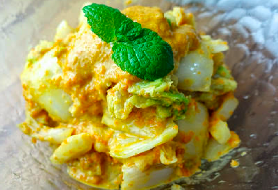 「如何自己做健康的黃金泡菜?」只要3個步驟,完全不輸知名團購美食