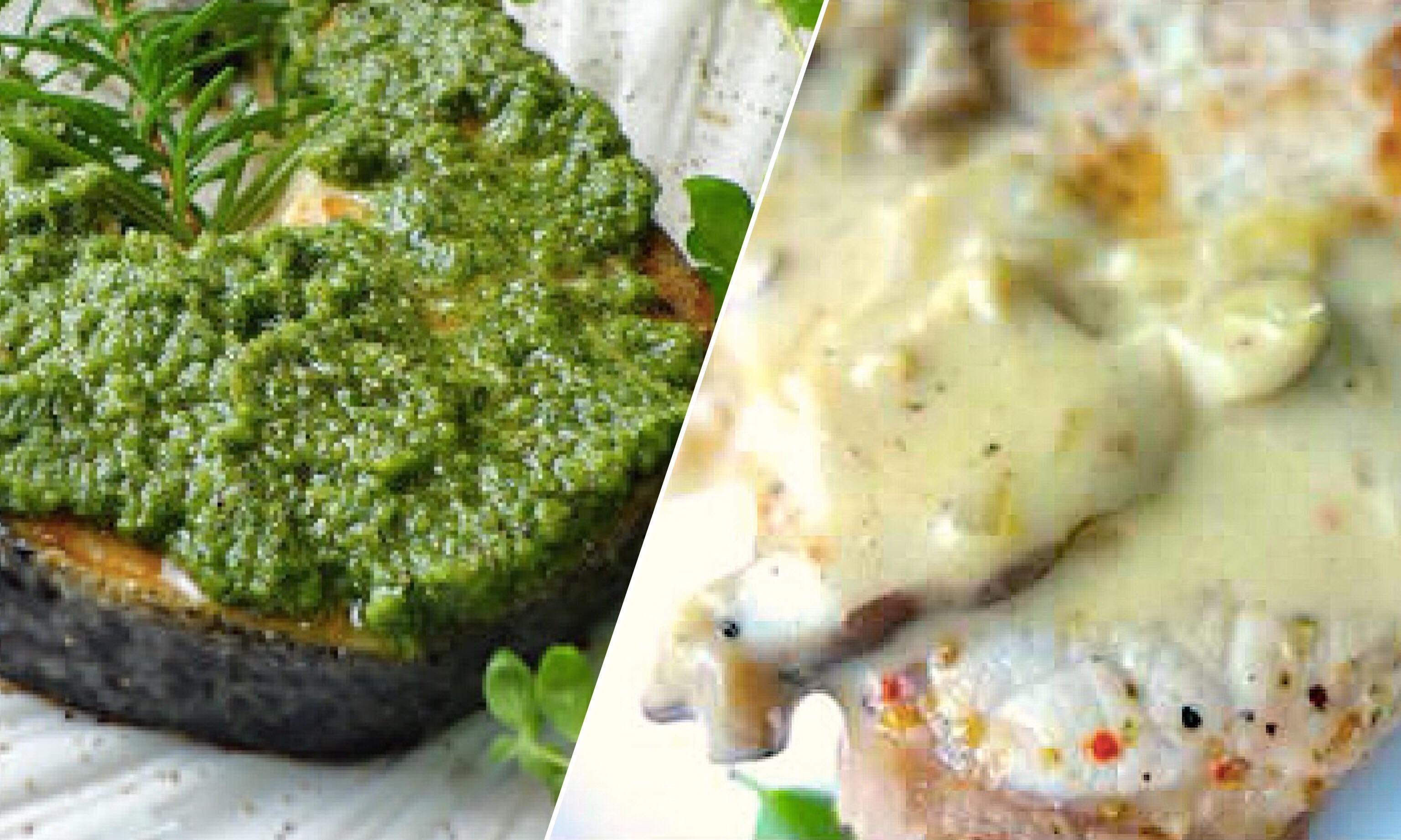 「廚師等級的香濃奶油白醬、羅勒青醬做法」濃郁鮮香,教你第一次煮義大利麵就上手!