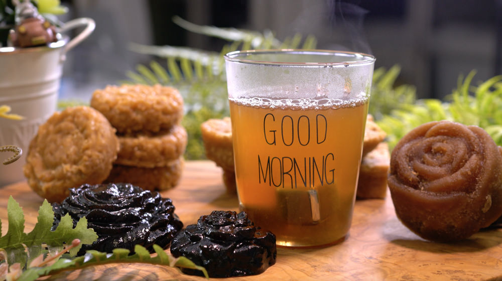哇嗚!原來冬瓜茶磚這樣做!清涼降火冬瓜茶ㄧ次學會,真的好好喝呦!
