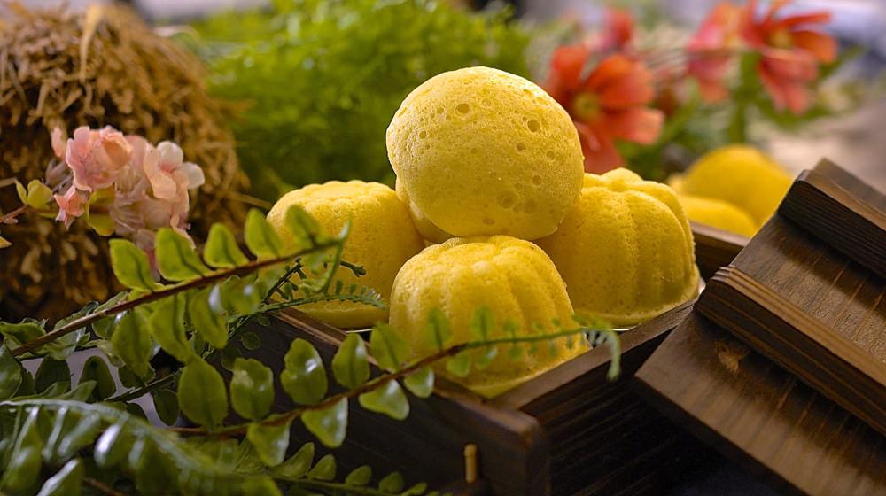 世界最簡單的蒸蛋糕「馬來糕」,超級蓬鬆Q軟,ㄧ開吃就停不下來!
