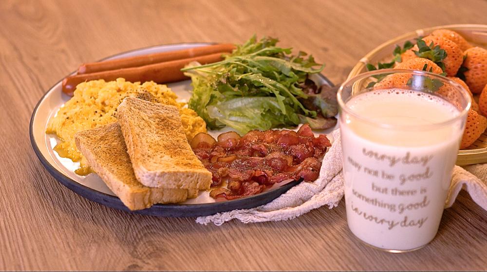 一個人的早午餐 ,享受一天的小確幸!讓日常生活也美好幸福