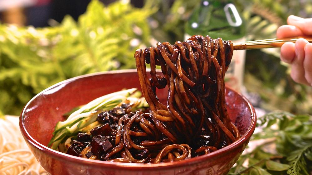 韓式炸醬麵原來這麼簡單!復刻韓國大廚做法,超美味!